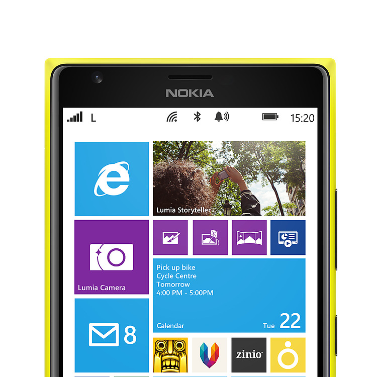 Nokia Lumia 1520 Windows Phone 8
