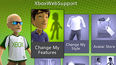 Vestir o usar un elemento de avatar que usted adquirió