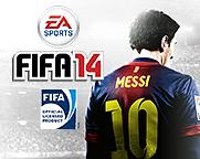 FIFA 14 - Disponível sob demanda