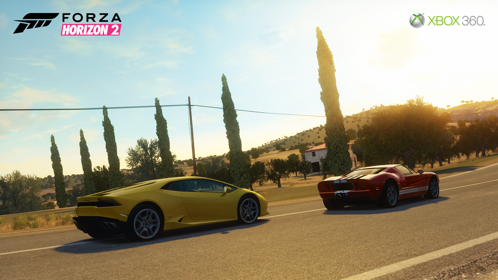 Forza Horizon 2 On Xbox 360