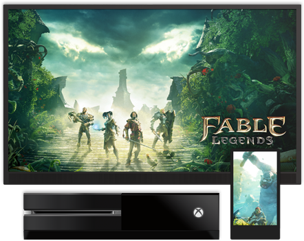 Fable Legends wallpaper screen