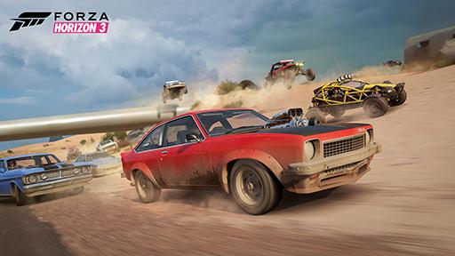Forza Horizon 3 Preview Gallery