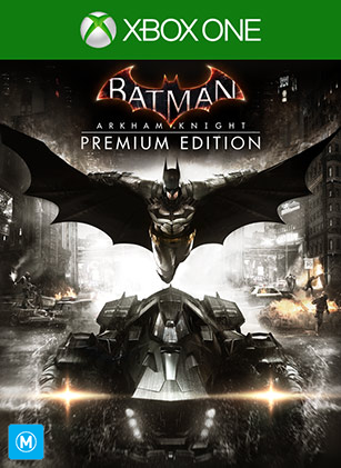 Batman: Arkham Knight Premium Edition box shot