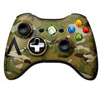 Control Inalámbrico Edición Limitada Xbox 360 Camouflage