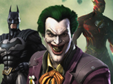 INJUSTICE: GODS AMONG US - HEROES vs. VILLAINS