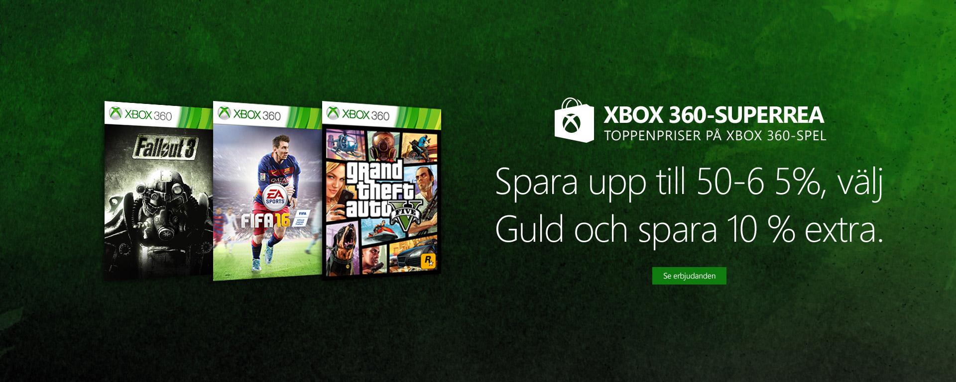 Xbox 360-superrea | Xbox