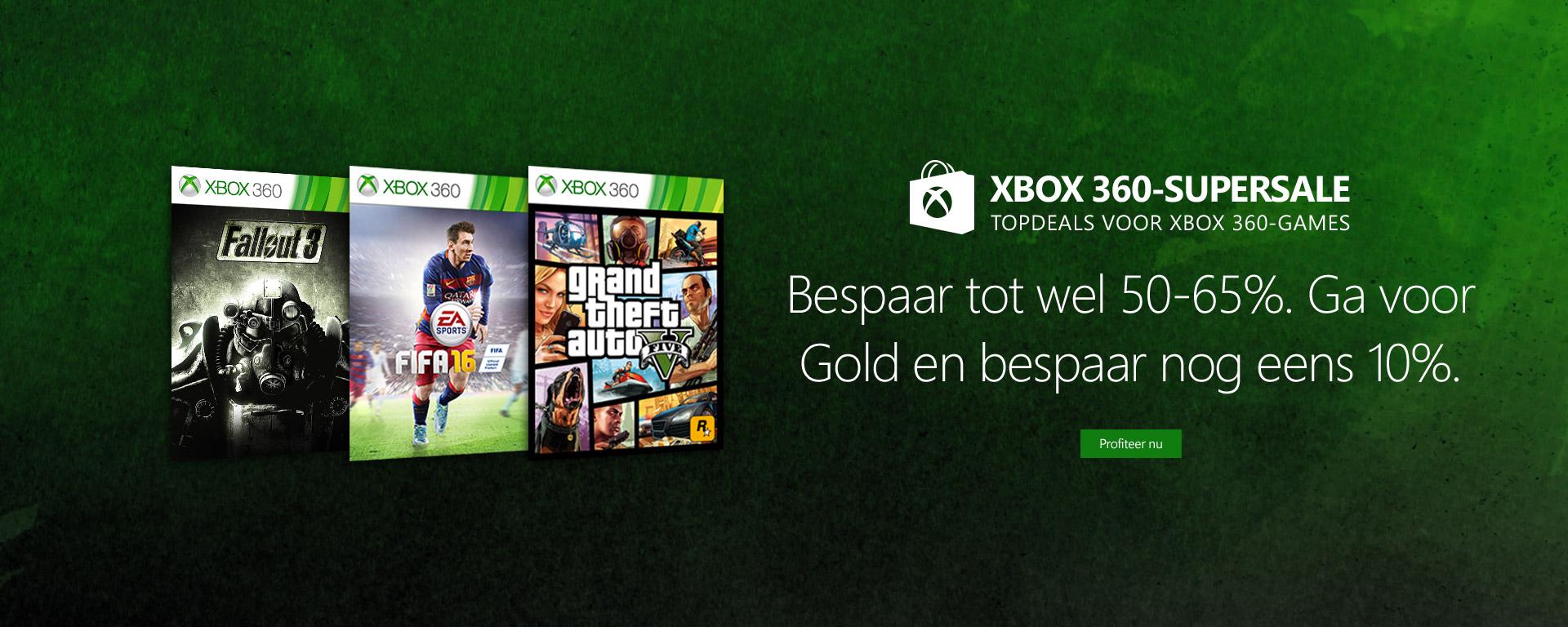 Xbox 360-supersale | Xbox