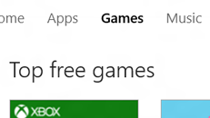 Jogos no Windows 10