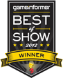 Game Informer Best of Show winner