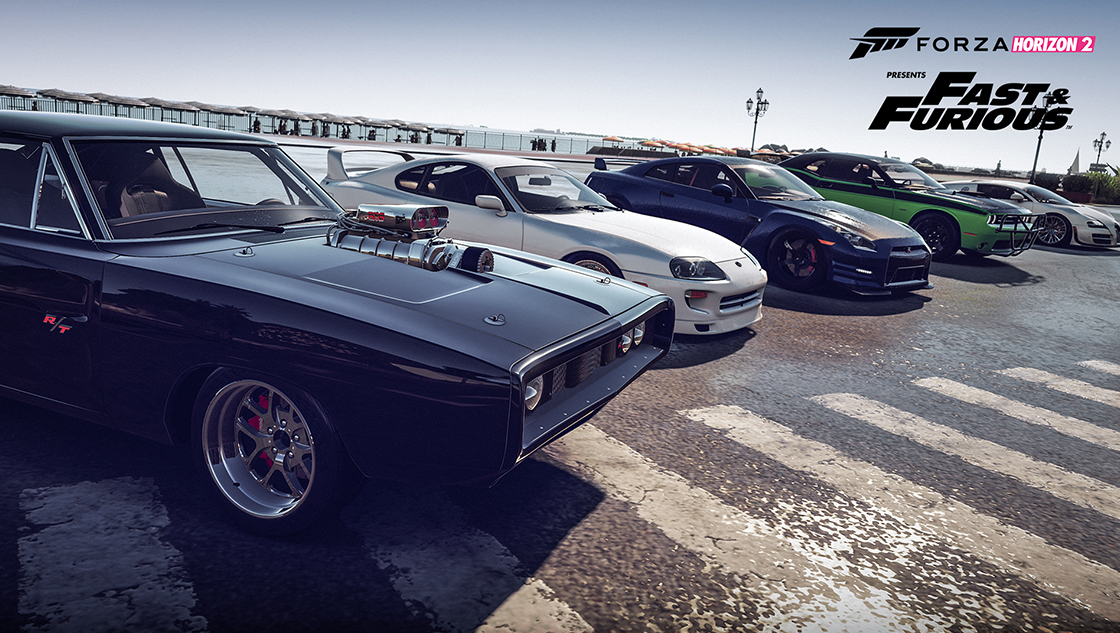 The Cars Of Forza Horizon Presents Fast And Furious - Cool xbox cars