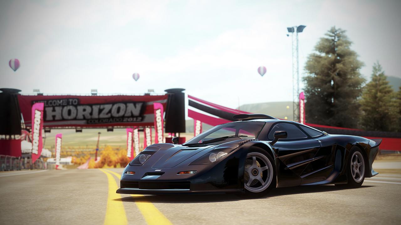 Fastest Car In Forza