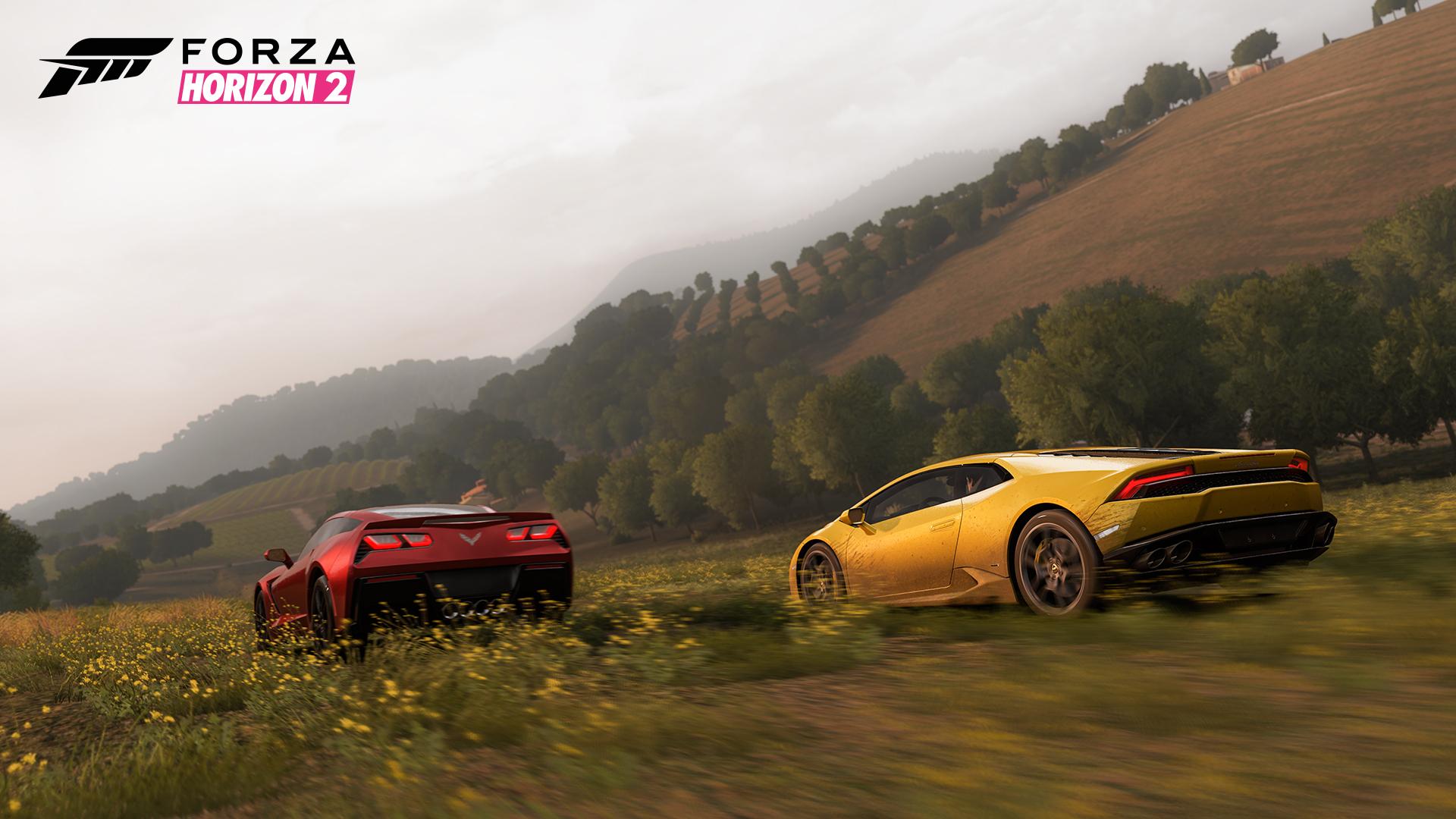 Official Forza Horizon 2 Xbox Lobby Car Club