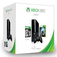 Paquete Xbox 360® 250GB