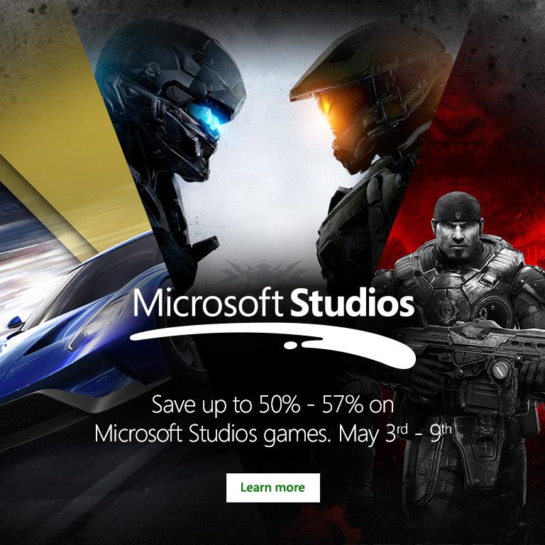 Microsoft Studio Sale