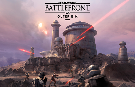 Star Wars Battlefront – Outer Rim