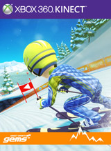 Skiing: Ski Race