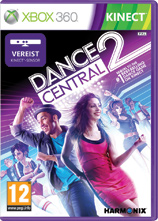 Dance Central 2 Game Box