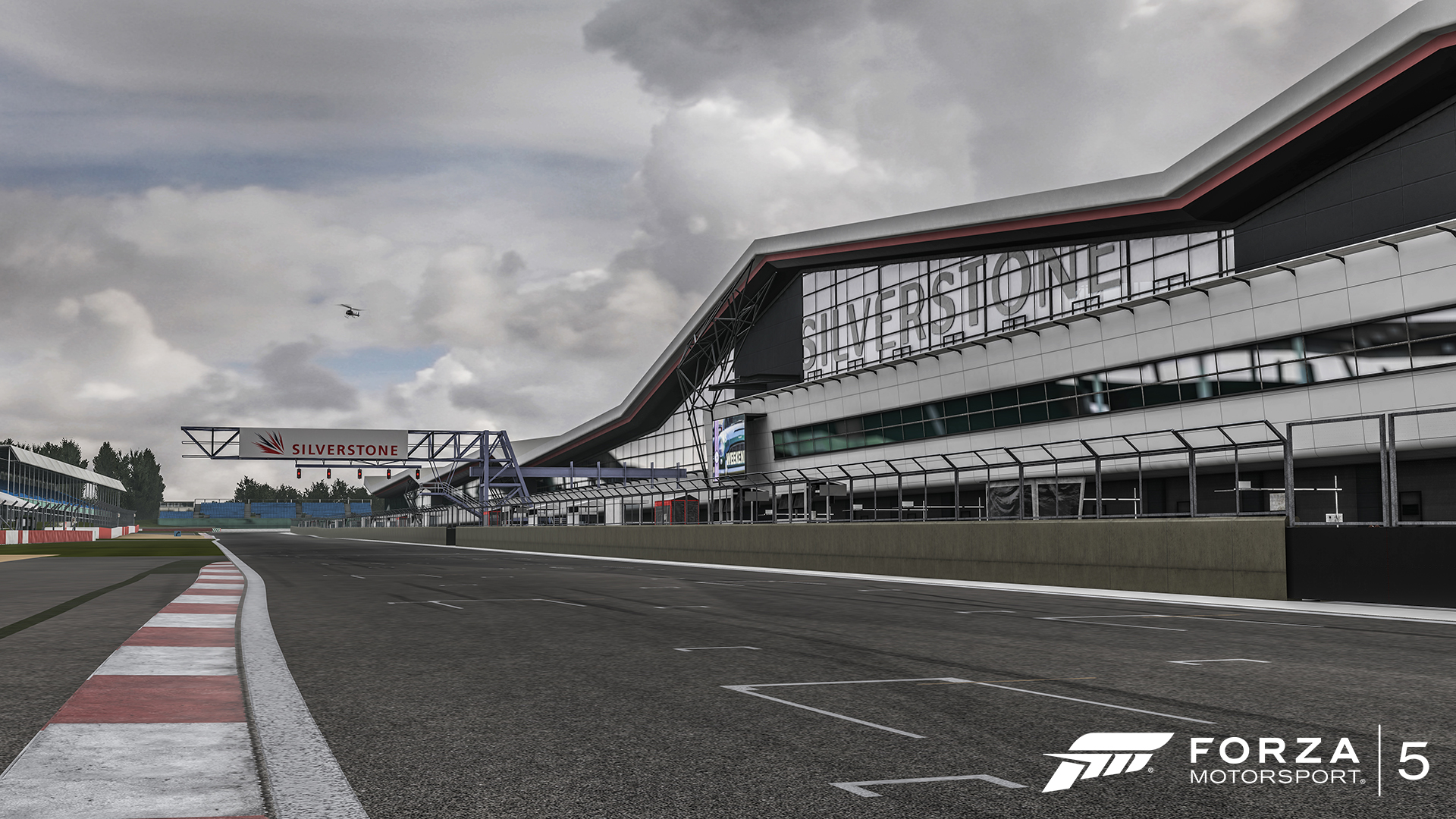 Forza Motorsport - Alps and Silverstone Unveiled