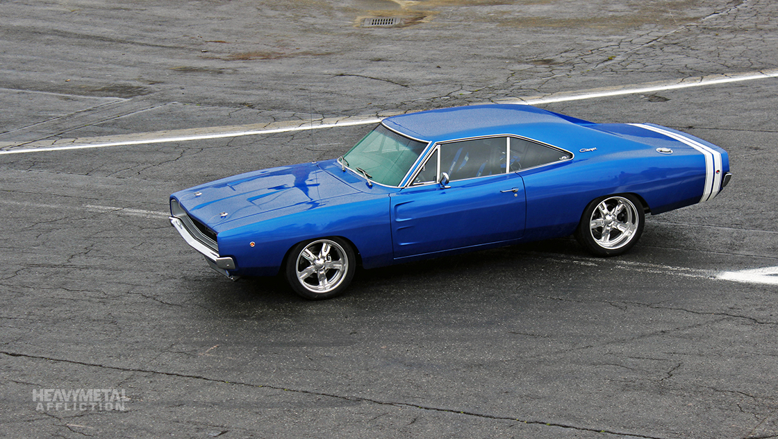 Forza Motorsport - Heavy Metal Affliction - 1968 Dodge Charger