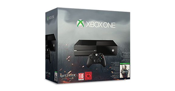 Xbox One Witcher Bundle