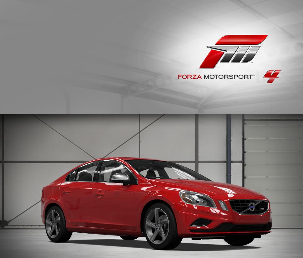 Volvo S60 Awd 2013: Forza Motorsport 4