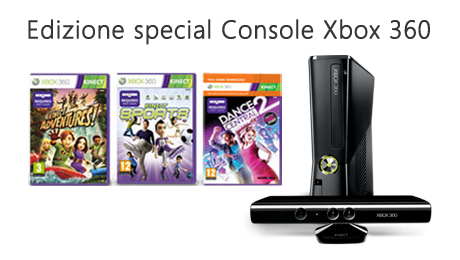 Special Edition Xbox 360 Consoles