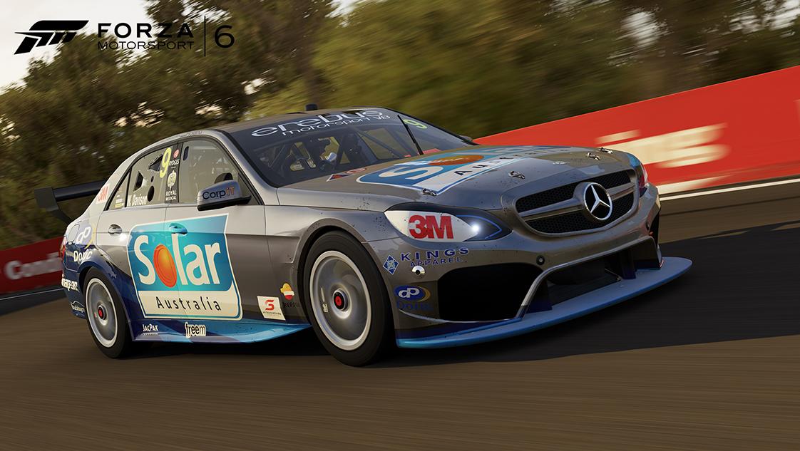 Forza motorsport 6 cars for Mercedes benz supercar