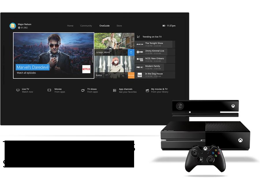Divertissement Xbox