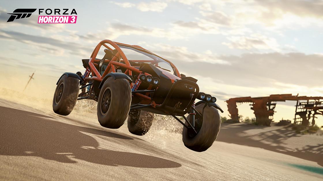 Forza Garage Horizon 3