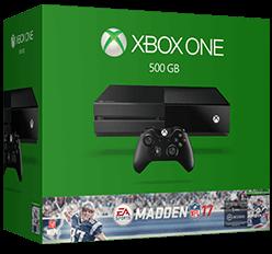 Xbox One Madden 17