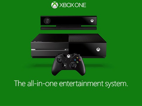 Introducing Xbox One - The all-in-one entertainment system