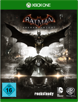 Batman: Arkham Knight on Xbox One box shot