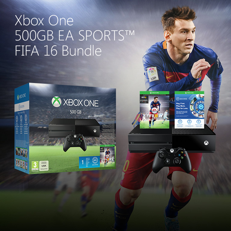 play fifa online xbox one
