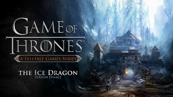 Game of Thrones Episode 6 The Ice Dragon