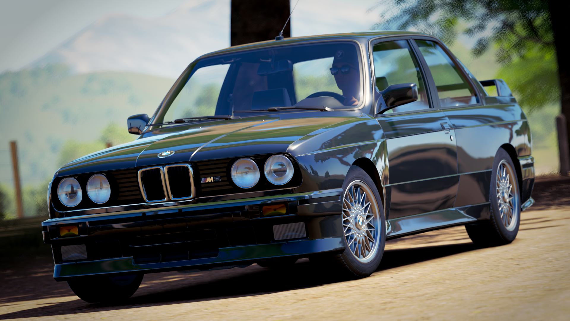 Forza Horizon Cars - 1991 bmw m3